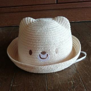 ニシマツヤ(西松屋)の西松屋 夏用ベビー帽子👒(帽子)