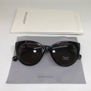 moussy - 【moussy 】COLOR FRAME EYEWEAR 未使用品