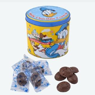 Disney - 東京ディズニーリゾート限定 チョコレートクランチ缶 チョコクランチ