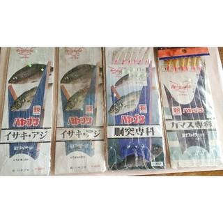 釣り針 4セット(釣り糸/ライン)