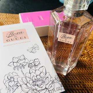 グッチ(Gucci)のGUCCI flora フローラ ゴージャスガーデニア 100ml(香水(女性用))