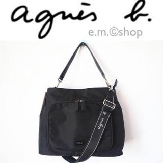 agnes b. - 【新品】agnes b. アニエスベー トートバッグ ショルダーバッグ 2way