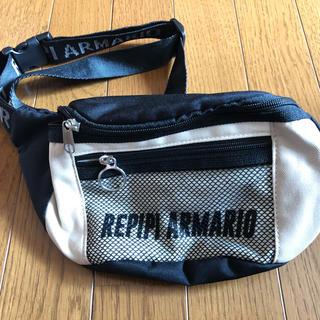 レピピアルマリオ(repipi armario)のrepipi armario ウエストバック(ボディバッグ/ウエストポーチ)