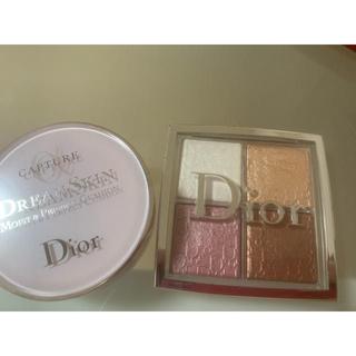 Dior - Dior クッションファンデ フェイスパウダーチークアイシャドウ