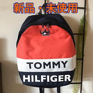 TOMMY HILFIGER - 新品 トミーフィルフィガー  リュック