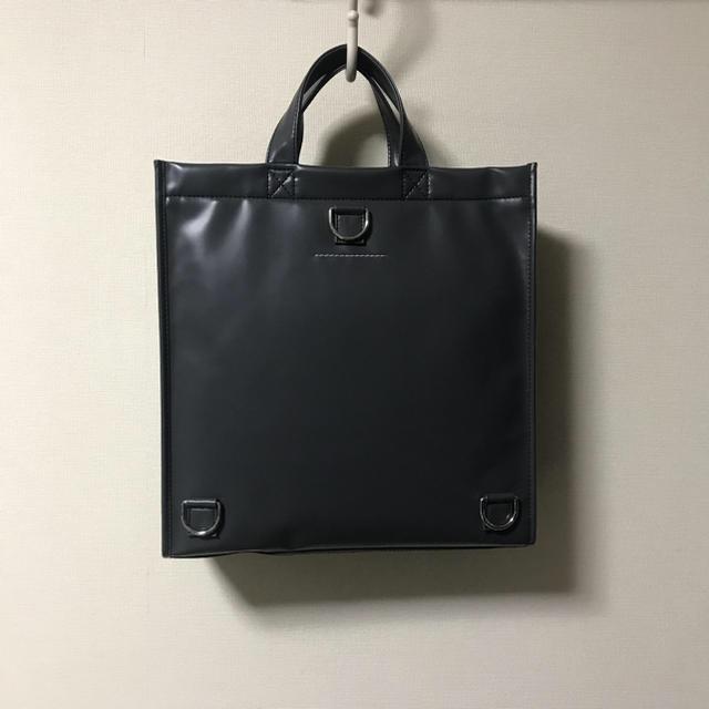Maison Martin Margiela(マルタンマルジェラ)のMM6 Maison Margielaトートバッグ マルジェラ バッグ レディースのバッグ(トートバッグ)の商品写真