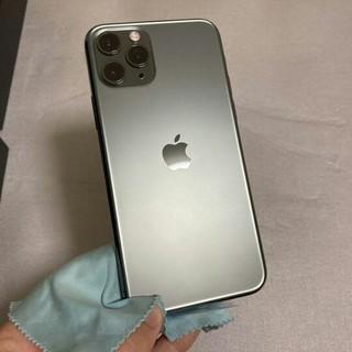 iPhone - iPhone11 Pro 256gb simフリー MWCC2J/A グリーン