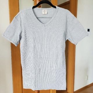 AVIREX - AVIREX ★ アビレックス Vネック 半袖 Tシャツ(Lサイズ)