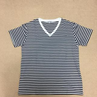 グローバルワーク(GLOBAL WORK)のグローバルワーク ボーダーTシャツ(Tシャツ(半袖/袖なし))