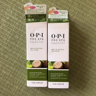 オーピーアイ(OPI)のOPI  ネイル&キューティクル(ネイルケア)