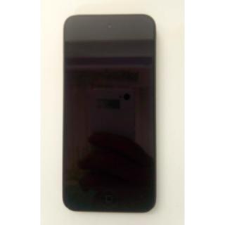アップル(Apple)のiPod touch 第7世代 32GB スペースグレイ 美品(ポータブルプレーヤー)