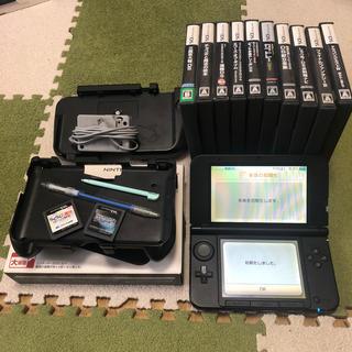 ニンテンドー3DS - 任天堂3DS ソフトセット 拡張スライドパッド 2個