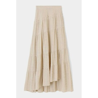 moussy - MOUSSY  NEW  TIERED LONG SKIRT