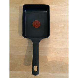 ティファール(T-fal)のT-fal 卵焼き フライパン(IH対応)(鍋/フライパン)