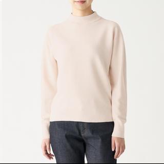 MUJI (無印良品) - 無印良品 モックネックセーター L