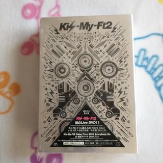 キスマイフットツー(Kis-My-Ft2)のKis-My-Ft2 DVDbox(アイドルグッズ)