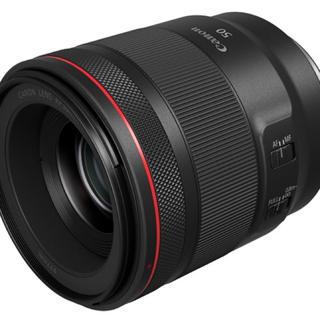 Canon - RF50mm F1.2 L USM
