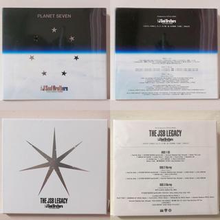サンダイメジェイソウルブラザーズ(三代目 J Soul Brothers)の3JSB CD,DVD,パンフレット(ミュージック)