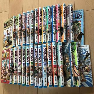 集英社 - ONE PIECE 1巻〜29巻