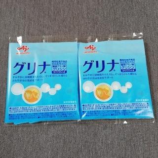 アジノモト(味の素)の味の素グリナ  3.1g×6本入り(グレープフルーツ味)×2です!(アミノ酸)