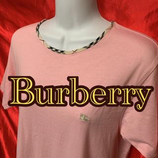 バーバリー(BURBERRY)の美品 バーバリー  レディースTシャツ^_^(Tシャツ(半袖/袖なし))
