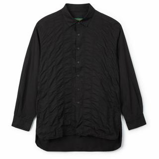 ポールハーデン(Paul Harnden)のCASEY CASEY コットンシャツ Mサイズ 20SS (シャツ)
