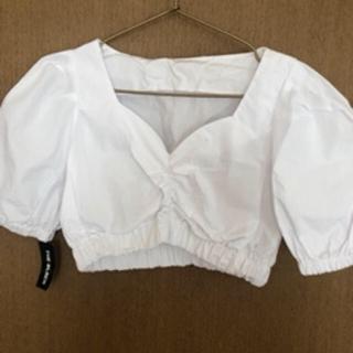 スタイルナンダ(STYLENANDA)の韓国 ブラウス(シャツ/ブラウス(半袖/袖なし))