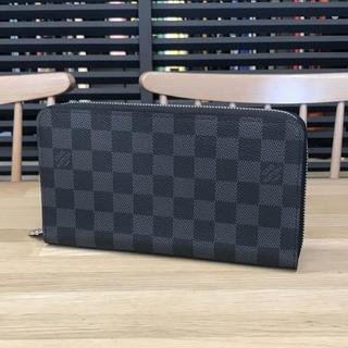 ルイヴィトン(LOUIS VUITTON)の新品未使用 ルイヴィトン ダミエグラフィット ジッピーオーガナイザー 長財布(長財布)