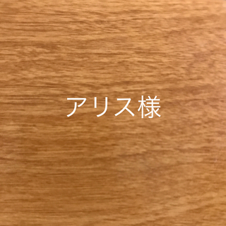 ナラカミーチェ(NARACAMICIE)のアリス様専用(カットソー(半袖/袖なし))