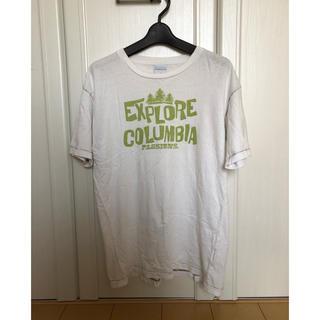 コロンビア(Columbia)のコロンビア  Tシャツ Mサイズ(Tシャツ/カットソー(半袖/袖なし))