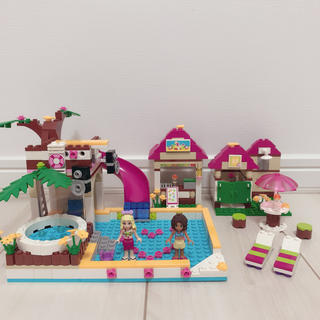 Lego - レゴ (LEGO) フレンズ・スプラッシュプール 41008 レゴフレンズ