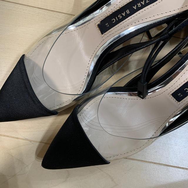 ZARA(ザラ)のZARA サンダル レディースの靴/シューズ(ハイヒール/パンプス)の商品写真