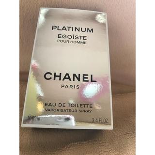 CHANEL - シャネル エゴイストプラチナム 香水100ml +50ml