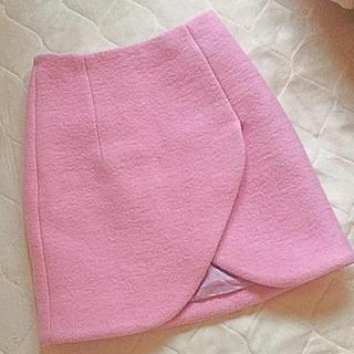 カルヴェン(CARVEN)の美品 CARVEN スカート (ミニスカート)
