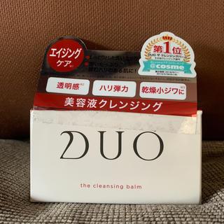 DUO(デュオ) ザ クレンジングバーム(90g)3個