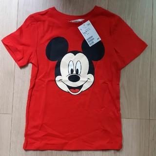 H&M - ミッキー Tシャツ 110㎝