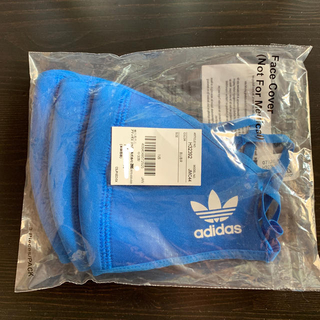 アディダス(adidas)のアディダス フェイスカバー XS/Sサイズ3枚(日用品/生活雑貨)