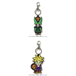 アベイシングエイプ(A BATHING APE)のBAPE x Dragon Ball Z Keychain Multi(キーホルダー)