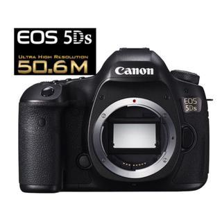 Canon - ★ 新品!★ キヤノン Canon EOS 5Ds ボディ 5060万画素