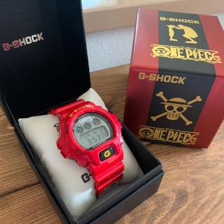 ジーショック(G-SHOCK)のONE PIECE×G-SHOCK  9999本限定プレミアムモデル(腕時計(デジタル))