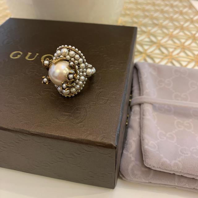 Gucci(グッチ)のめめちゃん様専用ページ レディースのアクセサリー(リング(指輪))の商品写真