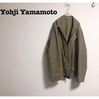 Yohji Yamamoto - Yohji Yamamoto Durban カバーオール ジャケット モード