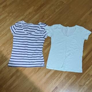 SHIPS - ブランドTシャツ SHIPS zara 2枚