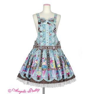 アンジェリックプリティー(Angelic Pretty)のIce Cream Parlorサロペット(サロペット/オーバーオール)