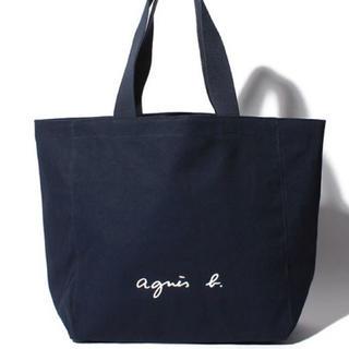 agnes b. - お盆限定価格 アニエスベー トートバッグ Lサイズ