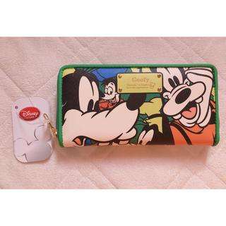 ディズニー(Disney)のグーフィー 長財布(長財布)