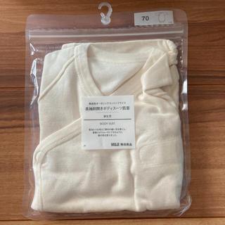 MUJI (無印良品) - 無印良品 新生児 ベビー服