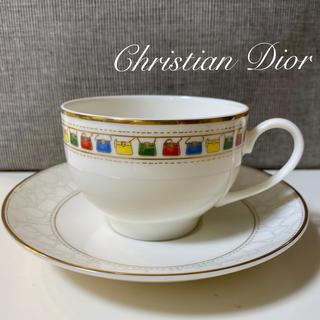 Dior - 未使用 クリスチャンディオール カップ&ソーサー