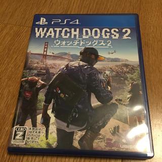 PlayStation4 - ウォッチドッグス2(Watch Dogs 2)