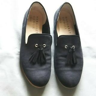 マーガレットハウエル(MARGARET HOWELL)のマーガレットハウエル   タッセルスリッポンシューズ(ローファー/革靴)